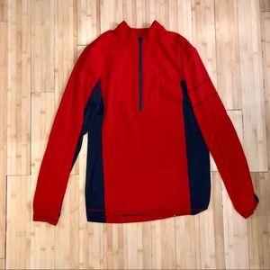 Lululemon1/2 Zip Long Sleeve Pullover size XL